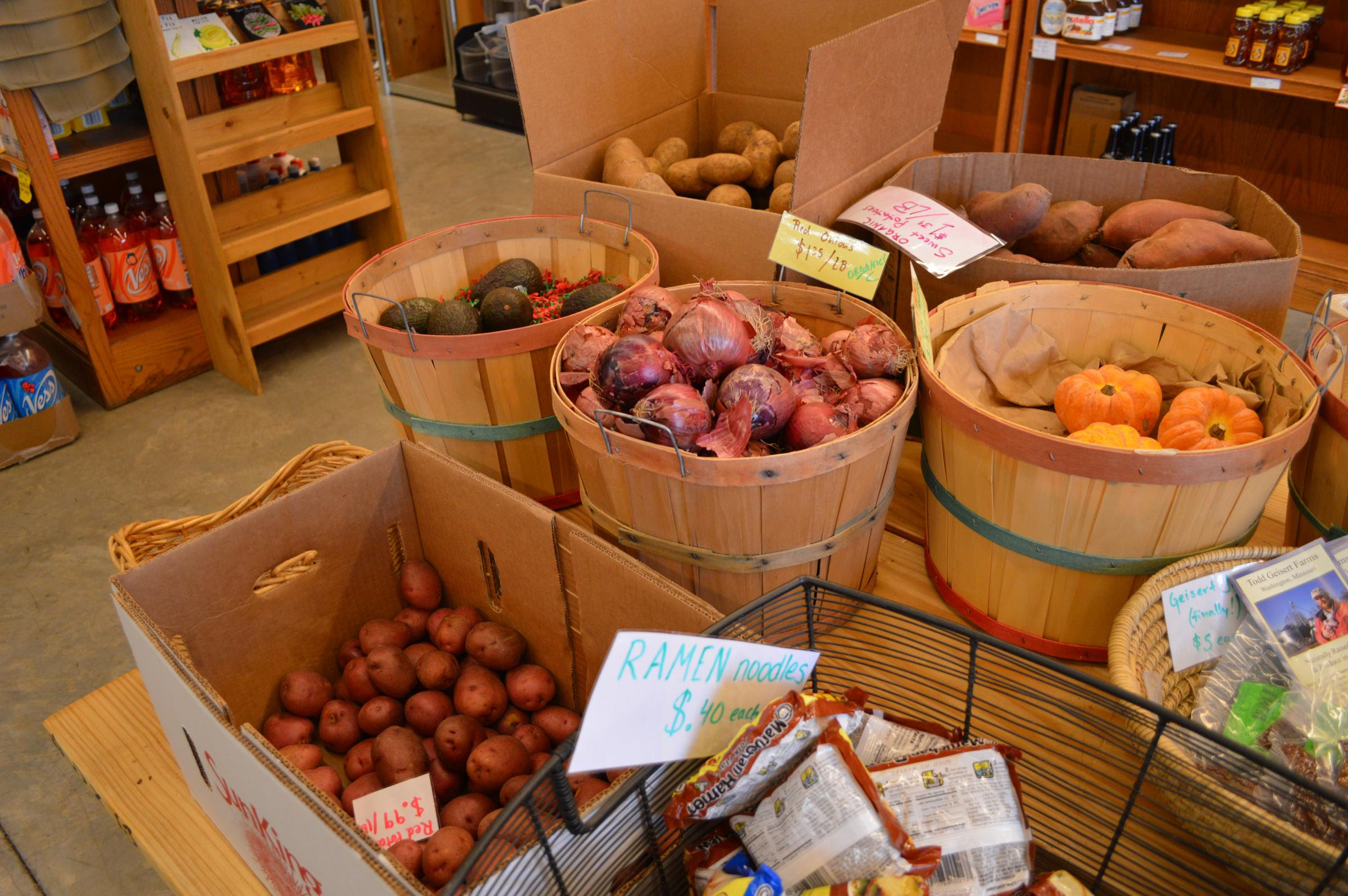 Finding Fresh Food Solutions Beyond The Food Deserts Of St Louis