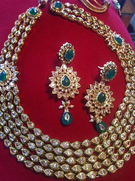 78 Best images about Indian wedding kundan Jewelry on