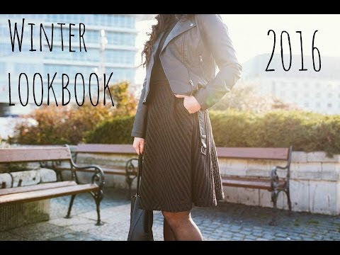 Winter LOOKBOOK 2016 + video