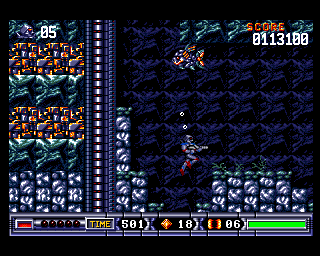 Turrican 2 The Great Bath