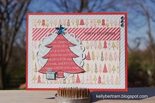 52 Christmas Card Throwdown Entry