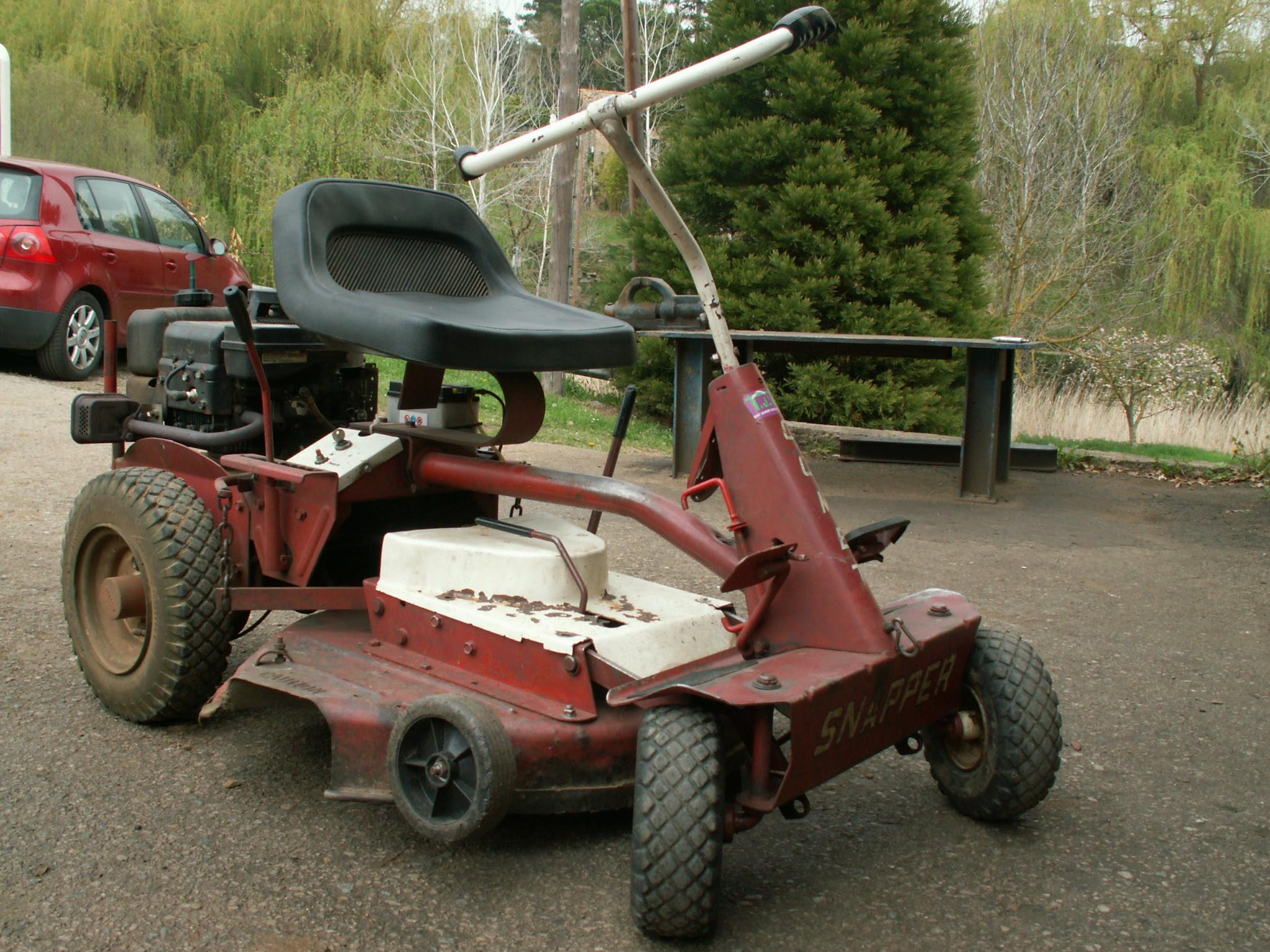 C mo decorar la casa tractores cortacesped ocasion - Precios de cortacesped ...