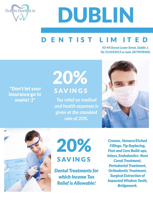 Don't let your insurance go to waste! :) Dublin-Dentist ...