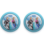 Philips Disney Frozen Elsa Anna Olaf Battery LED Push Touch Night Light (2 Pack) by VM Express