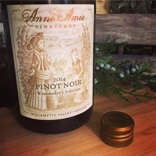 12 Days of Oregon Pinot Noir – Day 2: Anne Amie