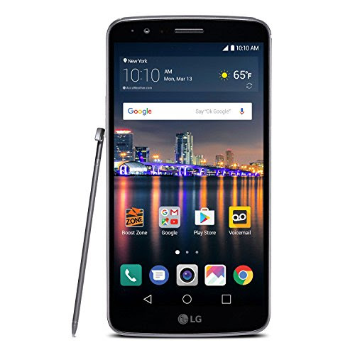LG Stylo 3 - Prepaid - Carrier Locked - Boost Mobile - My Business Web Space