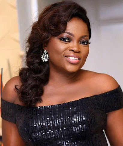 Funke Akindele Celebrates as she turns 41 today
