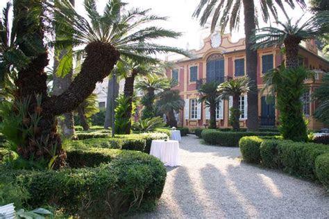 Wedding Reception in Santa Margherita at Villa Durazzo