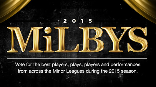 2015 MiLBYs | MiLB.com Events | The Official Site of Minor League Baseball