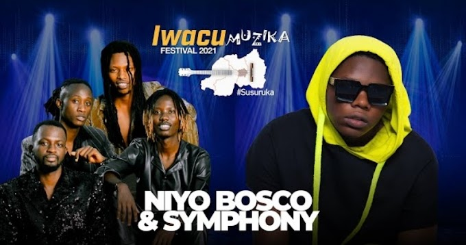 Live : Iwacu Muzika Festival Symphony Band &Niyo Bosco. – YEGOB #rwanda #RwOT