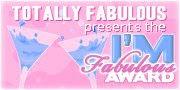 Totally Fabulous Award