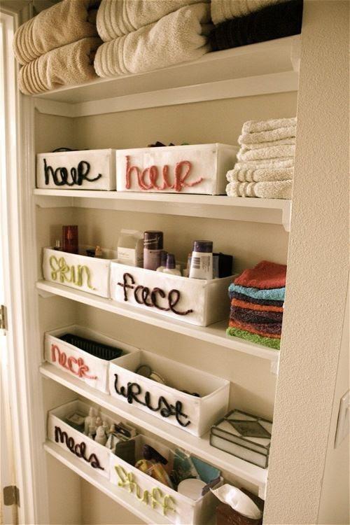 Practical Bathroom Storage Ideas | Shelterness