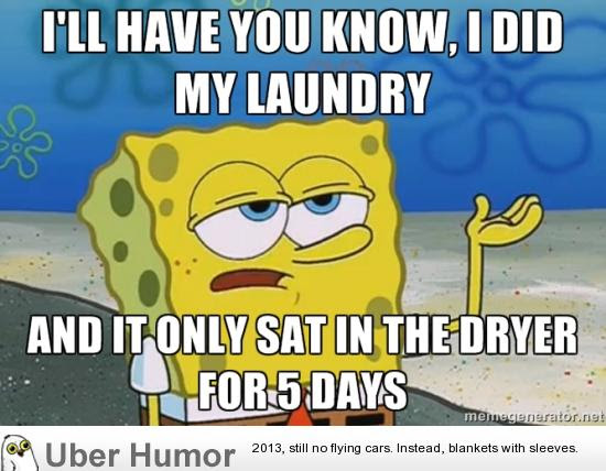 Doing Laundry As A Single 20 Something Guy Funny Pictures