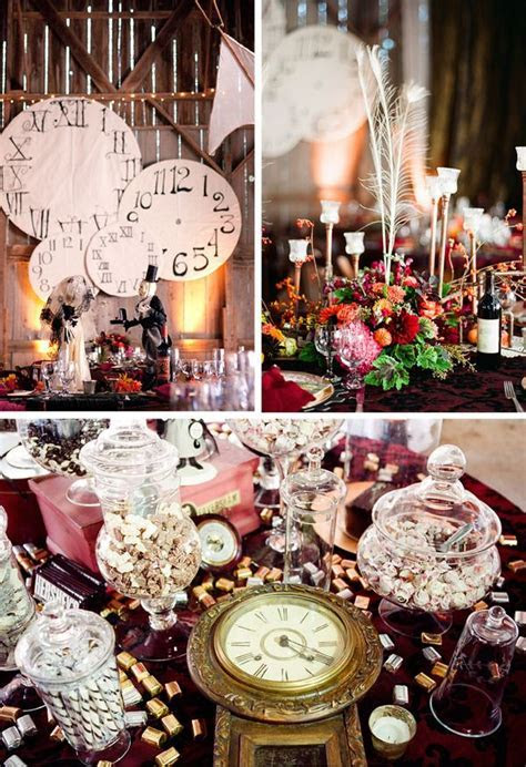 Pin by MGDezigns on Wedding Theme Ideas   Steampunk