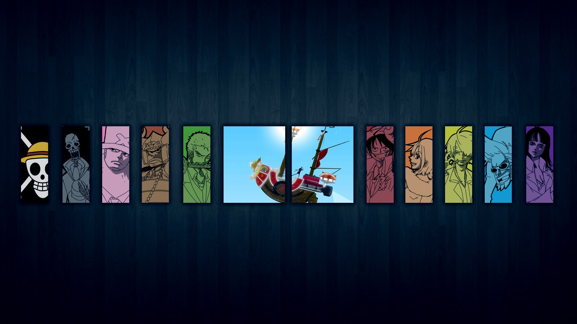 One Piece 1920x1080 Wallpaper Anime One Piece Hd Desktop Wallpaper