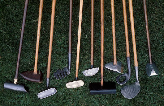 The Sports Archives - The Evolution of Golf Clubs!