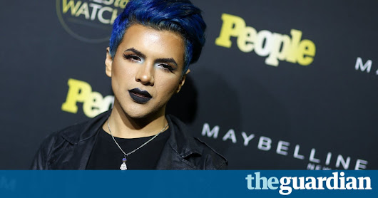 Instagram beauty boys are the new face of makeup | Fashion | The Guardian