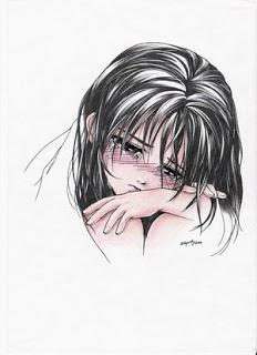 خلفيات بنات كيوت كرتون حزينه Makusia Images
