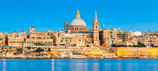Why are Nigerians studying in Malta?