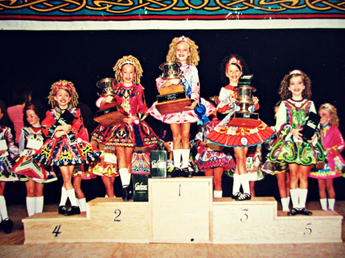 Irish Dance and Tripping the Sod - Celtic Thoughts
