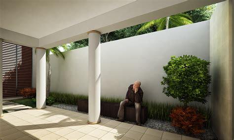relaxing indoor garden design  supplying oxygen