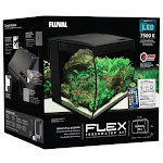 Fluval Flex Aquarium Kit 9 Gallon