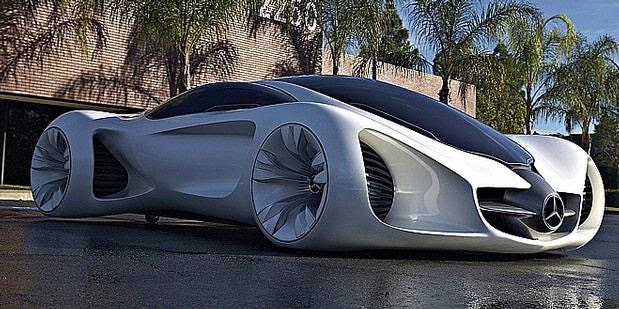 Mercedes BIOME Concept - Features, Photos | machinespider.com