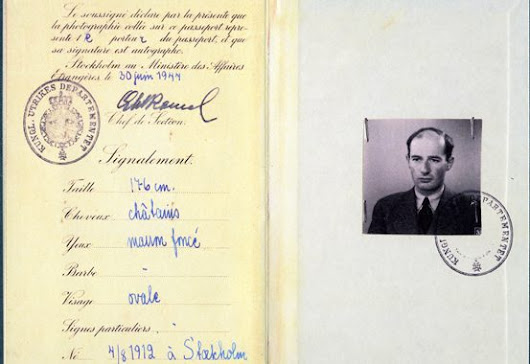 The Man Who Saved Budapest's Jews