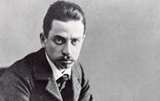 Výsledek obrázku pro Rilke foto