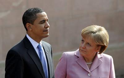 Εξελίξεις μετά από παρέμβαση των ΗΠΑ στη Γερμανία…