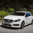 Mercedes-Benz A-Class Voted Most Preferred Car by Germans