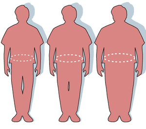 "What scientists call ""Overweight"" ch..."