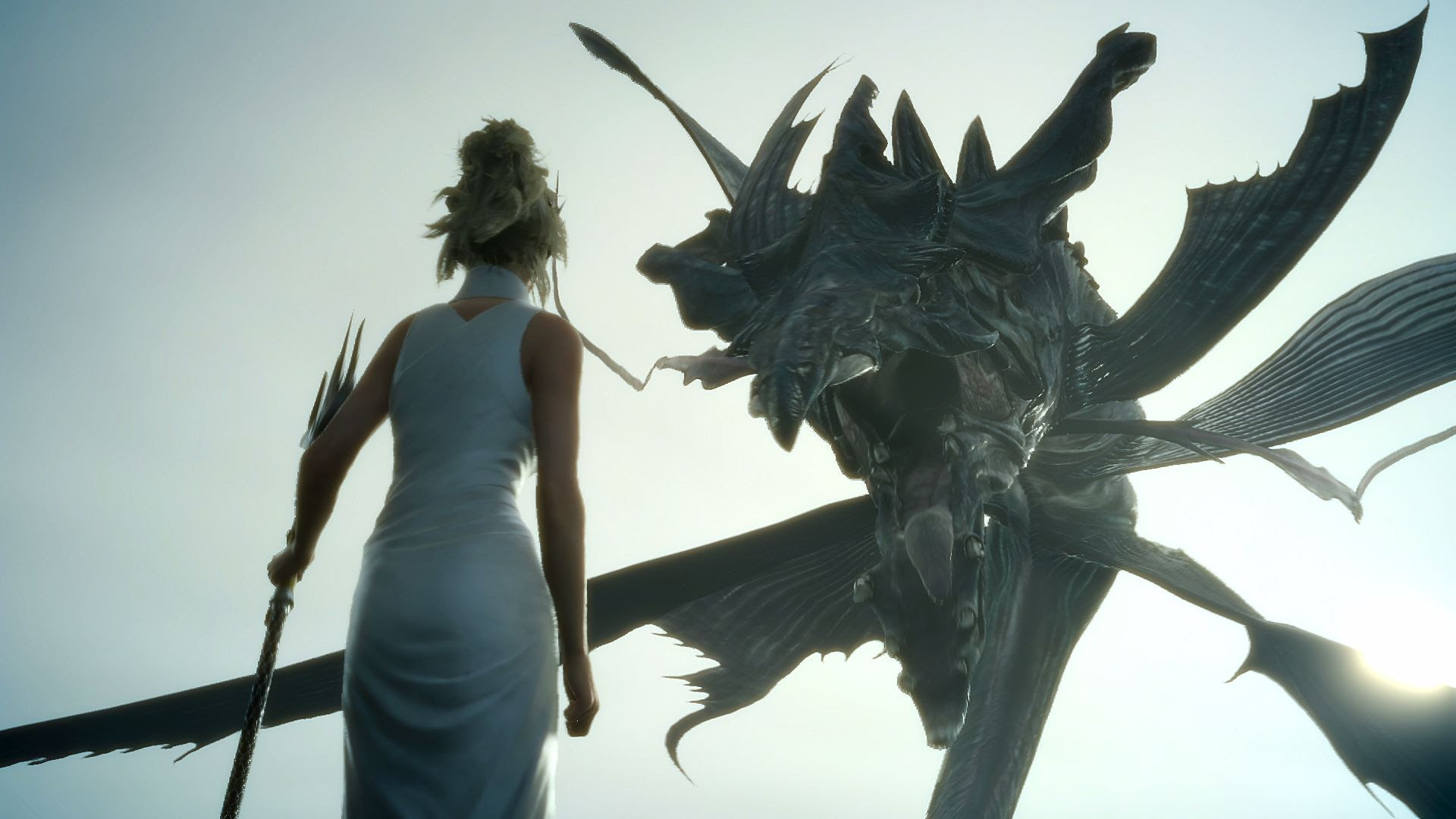 Reclaim Your Throne Thoughts On The Final Fantasy Xv Trailer