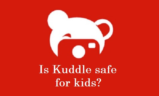 Is Kuddle safe for kids?