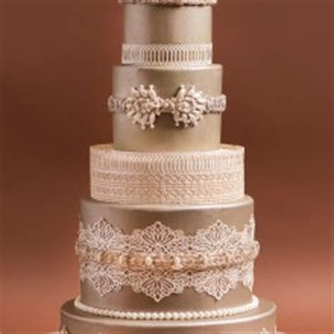 Extraordinary Custom Wedding Cakes by Marina Sousa
