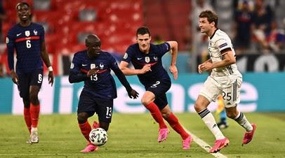 Франция победила Германию на Евро-2020 благодаря автоголу Хуммельса