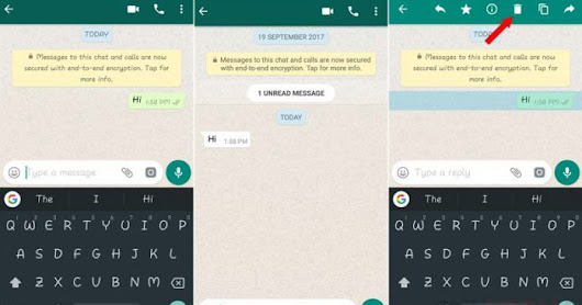 How to Read WhatsApp Deleted Messages [Tricks] - KARANAPK
