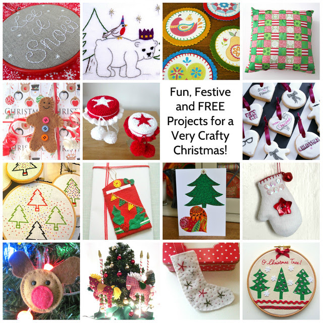 The Crafty Christmas Link-Up B