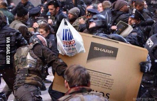 Black Friday in Gotham