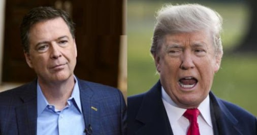 Donald Trump just attacked James Comey in his first response following the former FBI Director's interview...