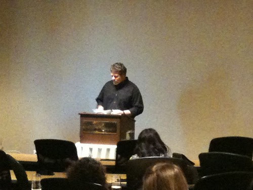Josh Weiner, Writers Festival, Northwestern University