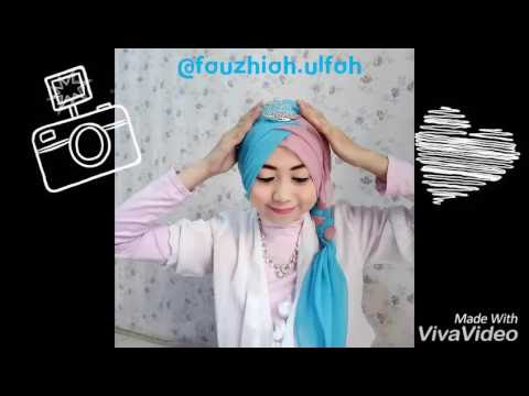 VIDEO : tutorial hijab pesta / wisuda / idul fitri - tutorial hijab pesta/ wisuda / idul fitri, menggunakantutorial hijab pesta/ wisuda / idul fitri, menggunakan2 hijabsegiempat jgn lupa follow my ig di @fauzhiah.ulfah krna masih ...