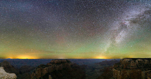 Light Pollution Masks the Milky Way for a Third of the World's Population - The New York Times