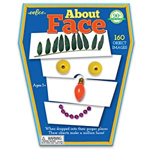 About Face Card Game Activity