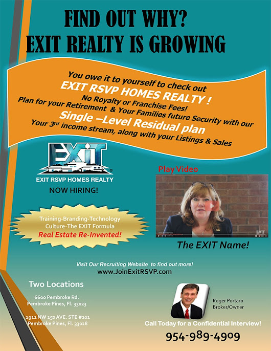 EXIT RSVP HOMES REALTY