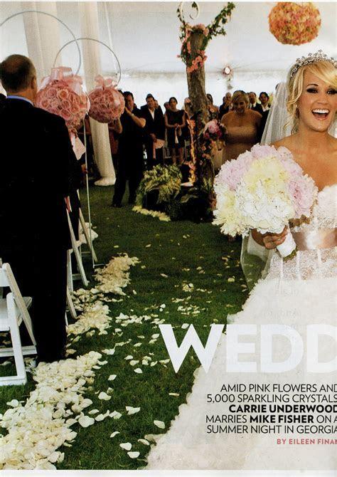 Carrie Underwood Wedding