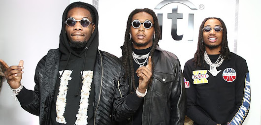 Jingle Jam 2018 featuring Migos