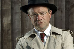 Harry Enfield, starring as Dirk Gently in Radio 4's comedy this October