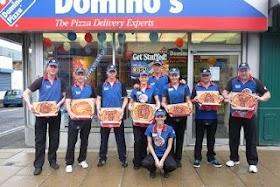 Domino Pizza Harga