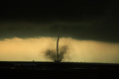 South Dakota Rope Tornado
